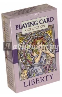 Игральные карты Свобода карты игральные коллекционные lo scarabeo камасутра 54 карты