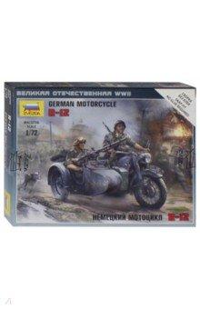 Немецкий мотоцикл BMW R-12 (6142) немецкий мотоцикл bmw r 12 6142