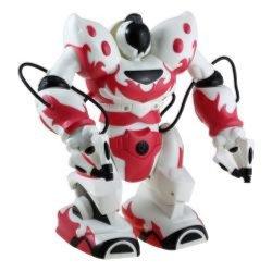Иллюстрация 1 из 5 для Робот радиоуправляемый, бело-розовый (TT331) | Лабиринт - игрушки. Источник: Лабиринт