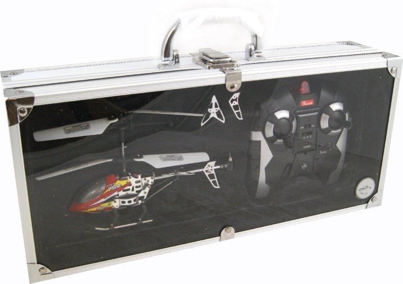 Иллюстрация 1 из 3 для Вертолет 2-х канальный, радиоуправляемый (FJ750B) | Лабиринт - игрушки. Источник: Лабиринт