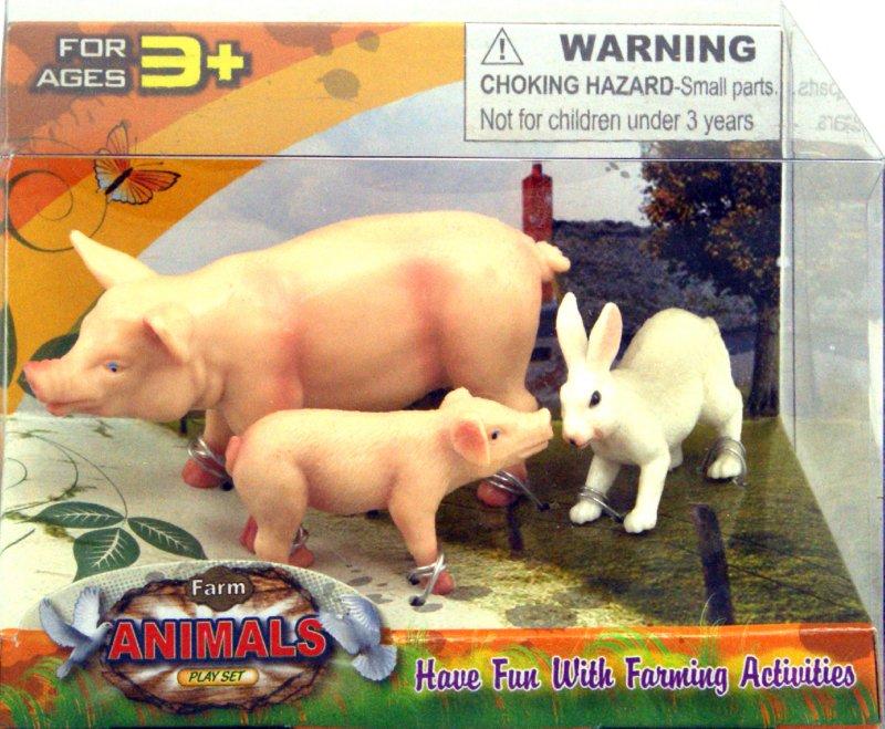 """Иллюстрация 1 из 3 для Набор """"Ферма"""" (9605)   Лабиринт - игрушки. Источник: Лабиринт"""