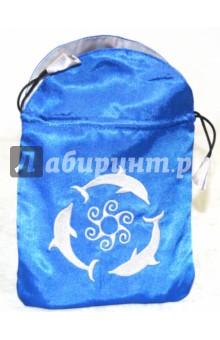 Мешочек для карт таро Дельфины (ВТ31) roomble мешочек дендалион