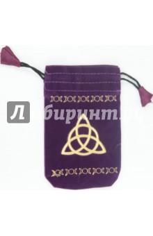 """Мешочек для карт таро """"Тройная сила богинь"""" (ВТМ03)"""
