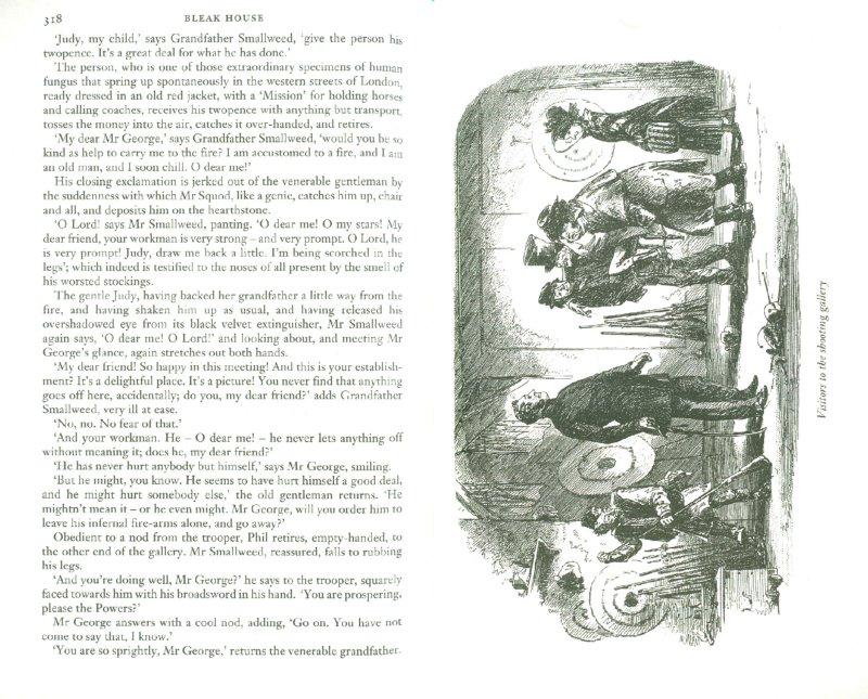 Иллюстрация 1 из 12 для Bleak House - Charles Dickens | Лабиринт - книги. Источник: Лабиринт