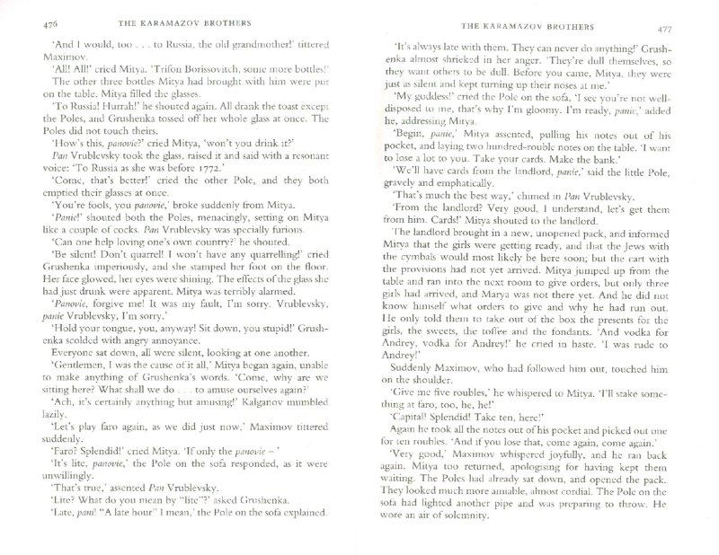 Иллюстрация 1 из 16 для The Karamazov Brothers - Fyodor Dostoevsky | Лабиринт - книги. Источник: Лабиринт