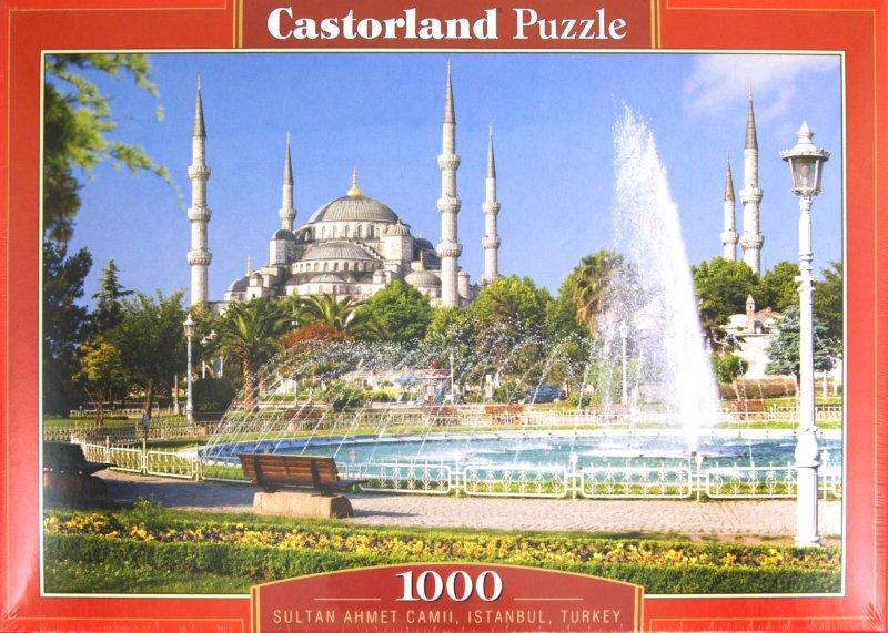 """Иллюстрация 1 из 5 для Puzzle-1000 """"Стамбул, Турция"""" (C-102419)   Лабиринт - игрушки. Источник: Лабиринт"""