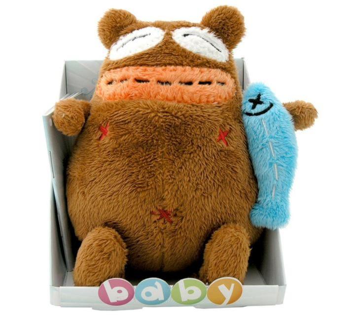 Иллюстрация 1 из 2 для Игрушка Dooo/Beary Fishy,15 см (E1000001) | Лабиринт - игрушки. Источник: Лабиринт