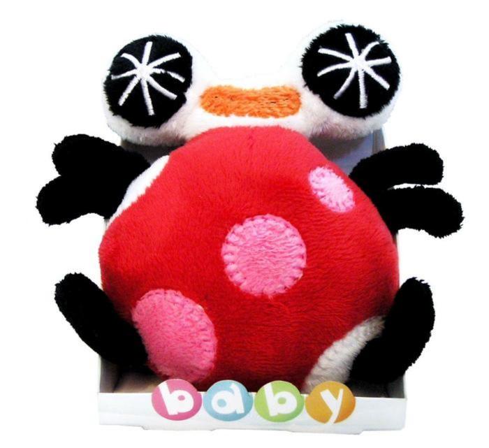 Иллюстрация 1 из 2 для Игрушка Dooo/Mr Ladybird, 15 см (E1000020) | Лабиринт - игрушки. Источник: Лабиринт