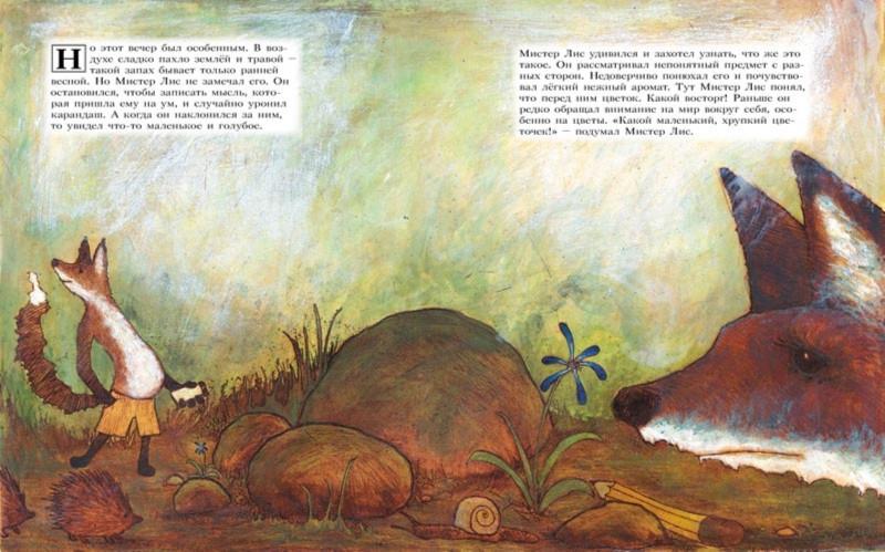 Иллюстрация 1 из 25 для Какого цвета Мистер Лис? - Стефан Каста | Лабиринт - книги. Источник: Лабиринт