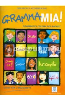 chiaro ascolti supplementari cd GrammaMia! Guida per l'insegnante (+CD)