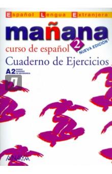 Manana 2. Cuaderno de Ejercicios castro francisca et al companeros 4 libro del alumno cd