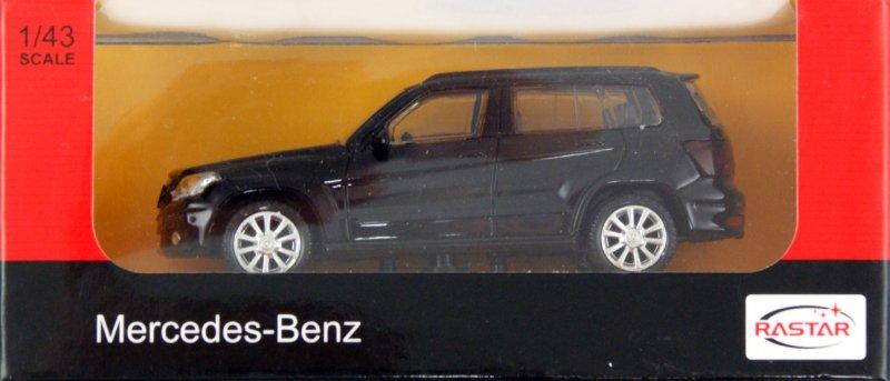 Иллюстрация 1 из 4 для Машина Mercedes GLK-Class металлическая 1:43 (33900) | Лабиринт - игрушки. Источник: Лабиринт