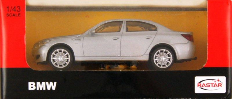 Иллюстрация 1 из 4 для Машина BMW 5 Series металлическая 1:43 (37500) | Лабиринт - игрушки. Источник: Лабиринт