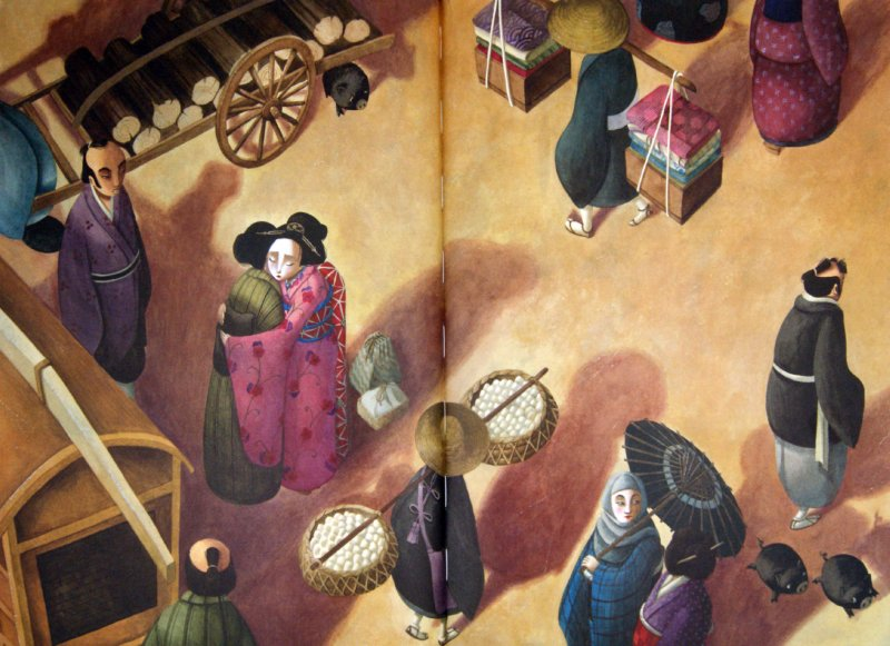 Иллюстрация 1 из 32 для Волшебные бабочки. Старинная сказка - Бенжамен Лакомб | Лабиринт - книги. Источник: Лабиринт