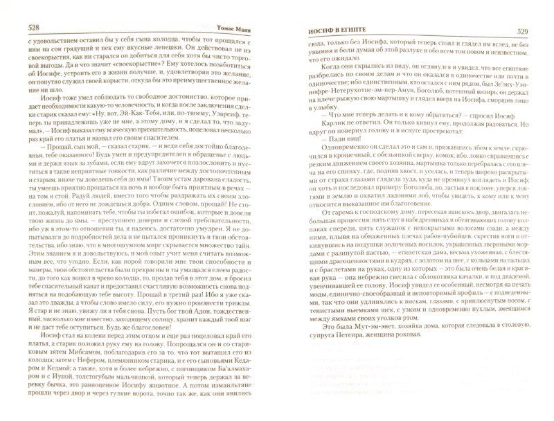 Иллюстрация 1 из 8 для Иосиф и его братья - Томас Манн | Лабиринт - книги. Источник: Лабиринт