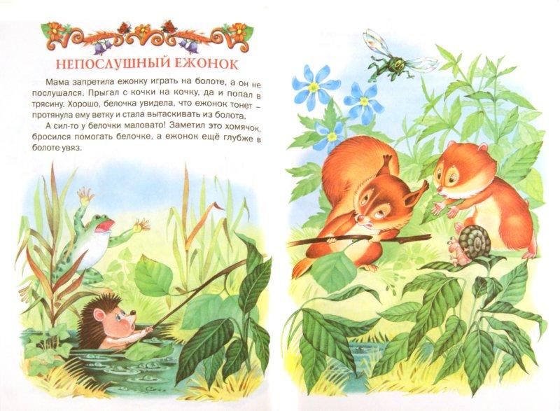 Иллюстрация 1 из 19 для На сказочной полянке   Лабиринт - книги. Источник: Лабиринт