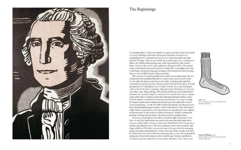 Иллюстрация 1 из 2 для Roy Lichtenstein. 1923-1997. The Irony of the Bana - Janis Hendrickson | Лабиринт - книги. Источник: Лабиринт