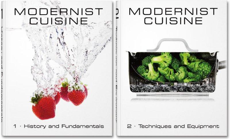 Иллюстрация 1 из 5 для Modernist Cuisine в 6 томах   Лабиринт - книги. Источник: Лабиринт