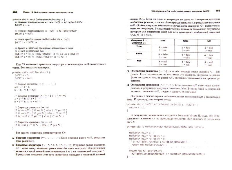 Иллюстрация 1 из 4 для CLR via C#. Программирование на платформе Microsoft .NET Framework 4.5 на языке C#. 4-е издание - Джеффри Рихтер | Лабиринт - книги. Источник: Лабиринт