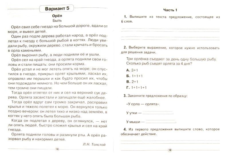 Иллюстрация 1 из 9 для Итоговые комплексные работы в начальной школе. 1 класс - Нянковская, Танько | Лабиринт - книги. Источник: Лабиринт