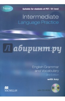 Language Practice Intermediate (+СD) rogers j market leader intermediate practice file and audio cd pack 3rd edition
