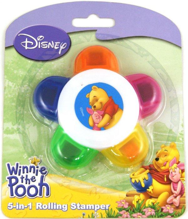 """Иллюстрация 1 из 8 для Набор роликовых штампиков """"Винни"""" (W3079/53079)   Лабиринт - игрушки. Источник: Лабиринт"""