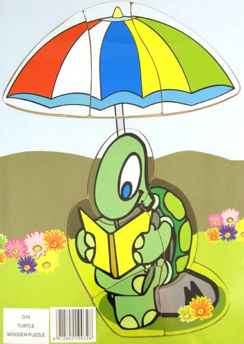 Иллюстрация 1 из 9 для Черепаха (D74) | Лабиринт - игрушки. Источник: Лабиринт