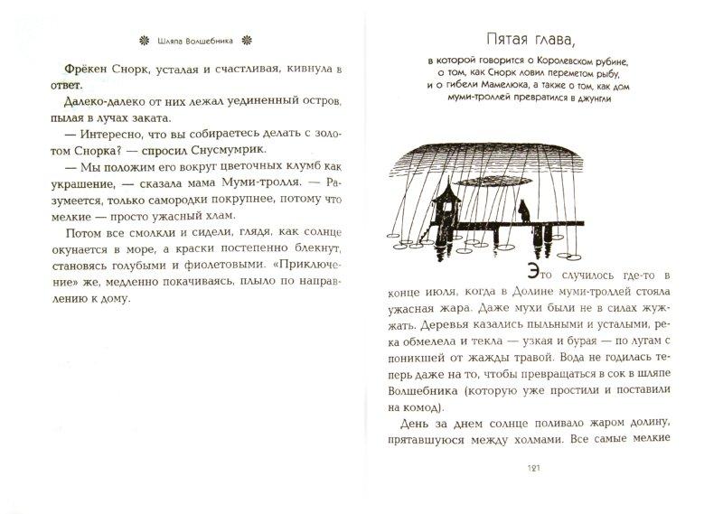 Иллюстрация 1 из 10 для Шляпа Волшебника - Туве Янссон | Лабиринт - книги. Источник: Лабиринт