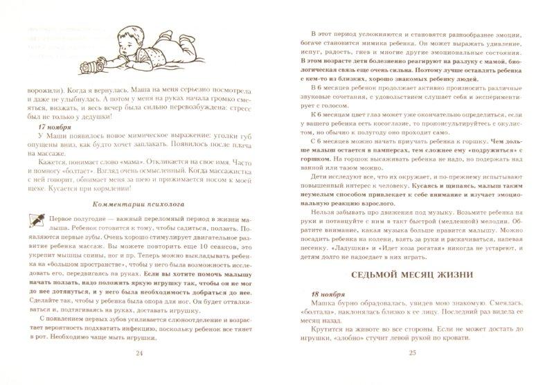 Иллюстрация 1 из 3 для Дневник молодой мамы. Психологическая помощь родителям в первый год жизни ребенка - Е. Шапиро | Лабиринт - книги. Источник: Лабиринт