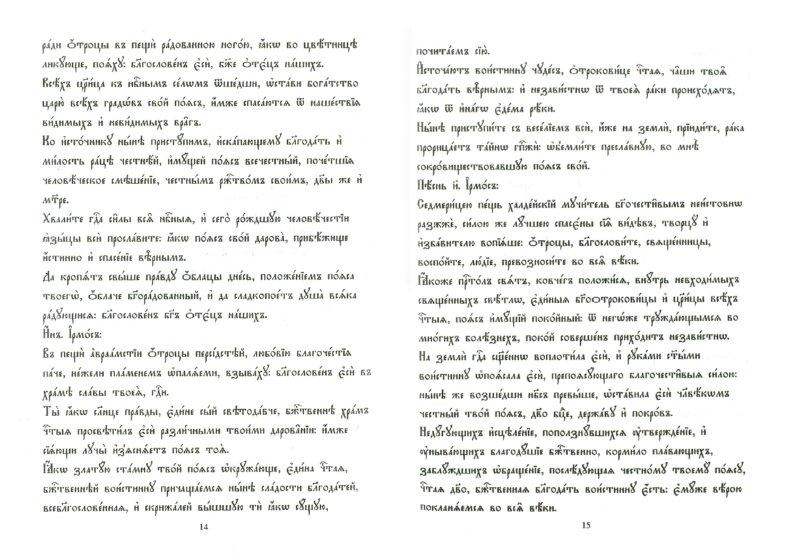 Иллюстрация 1 из 4 для Положение Честнаго Пояса Пресвятыя Богородицы | Лабиринт - книги. Источник: Лабиринт