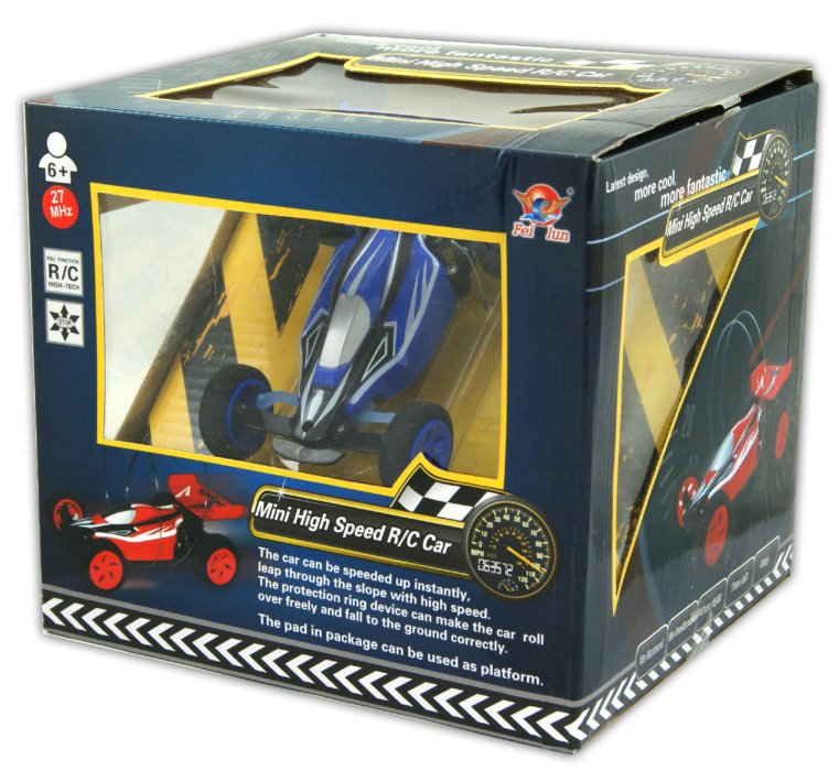 Иллюстрация 1 из 2 для Машина гоночная радиоуправляемая (FC079) | Лабиринт - игрушки. Источник: Лабиринт