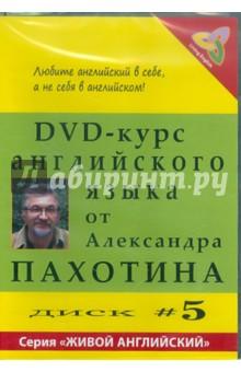 Zakazat.ru: DVD-курс английского языка №5 (DVD). Пахотин Александр