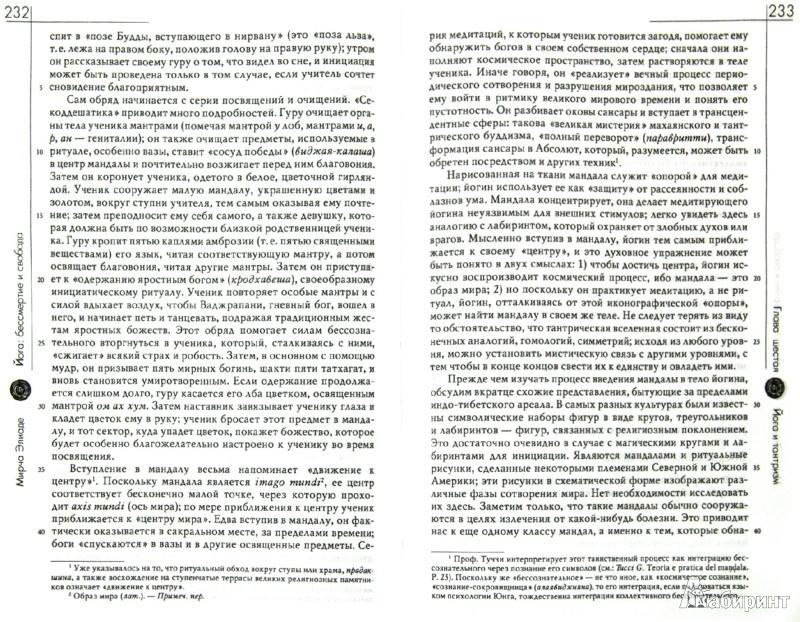 Иллюстрация 1 из 24 для Йога: Бессмертие и свобода - Мирча Элиаде   Лабиринт - книги. Источник: Лабиринт