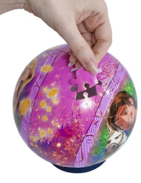 """Иллюстрация 1 из 2 для Step Puzzle-108""""Принцесса"""" (Пазл-шар) (98113)   Лабиринт - игрушки. Источник: Лабиринт"""