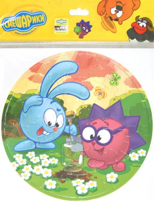 """Иллюстрация 1 из 5 для Пазл-27. """"Росток""""   Лабиринт - игрушки. Источник: Лабиринт"""
