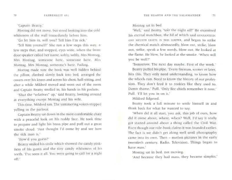 Иллюстрация 1 из 2 для Fahrenheit 451 - Ray Bradbury | Лабиринт - книги. Источник: Лабиринт