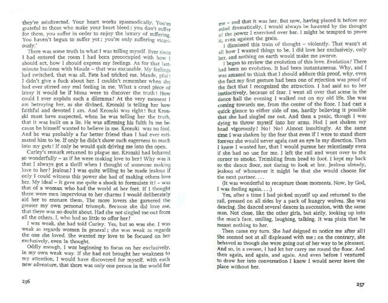 Иллюстрация 1 из 2 для Sexus (На английском языке) - Henry Miller | Лабиринт - книги. Источник: Лабиринт