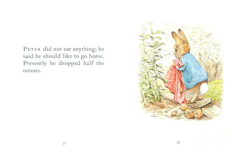 Иллюстрация 1 из 11 для The Tale of Benjamin Bunny - Beatrix Potter | Лабиринт - книги. Источник: Лабиринт