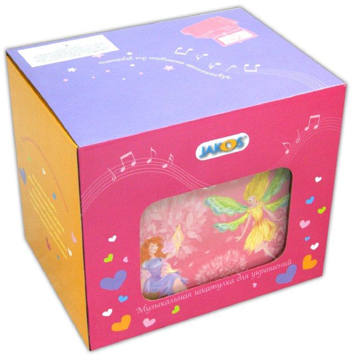 """Иллюстрация 1 из 3 для Шкатулка музыкальная """"Две феи"""" (626000)   Лабиринт - игрушки. Источник: Лабиринт"""