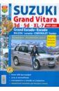 Фото - Автомобили Suzuki Grand Vitara (1997-2005). Эксплуатация, обслуживание, ремонт коврики салона rival для suzuki grand vitara внедорожник 5 дв 2012 2015 полиуретан 15501001