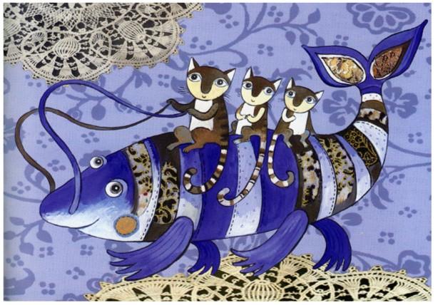 Иллюстрация 1 из 27 для Разноцветные коты - Дарья Герасимова | Лабиринт - книги. Источник: Лабиринт
