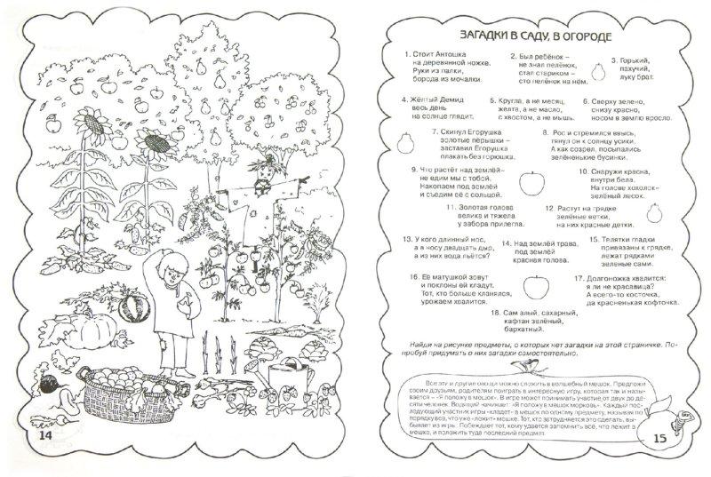 Иллюстрация 1 из 14 для Загадки в избе, на дворе и в поле. Рабочая тетрадь дошкольника - Лилия Тимофеева | Лабиринт - книги. Источник: Лабиринт