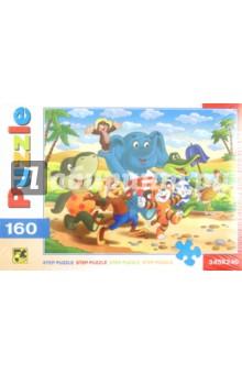 """Step Puzzle-160 """"По дороге с облаками"""" (72060)"""