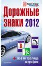 Дорожные знаки 2012 + Новая таблица штрафов,