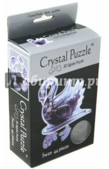 3D головоломка Лебедь черный пазлы crystal puzzle головоломка лев