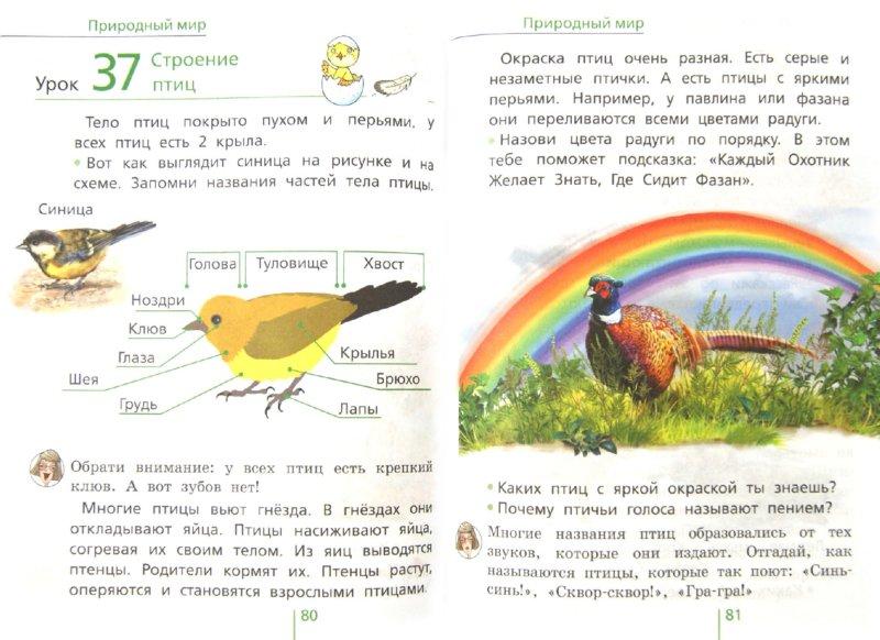 Иллюстрация 1 из 21 для Окружающий мир. 1 класс. Учебник. ФГОС - Гин, Андржеевская, Фаер | Лабиринт - книги. Источник: Лабиринт