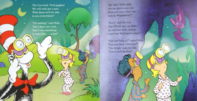 Иллюстрация 1 из 9 для The Cat in the Hat Knows a Lot About That!: I Love the Nightlife | Лабиринт - книги. Источник: Лабиринт