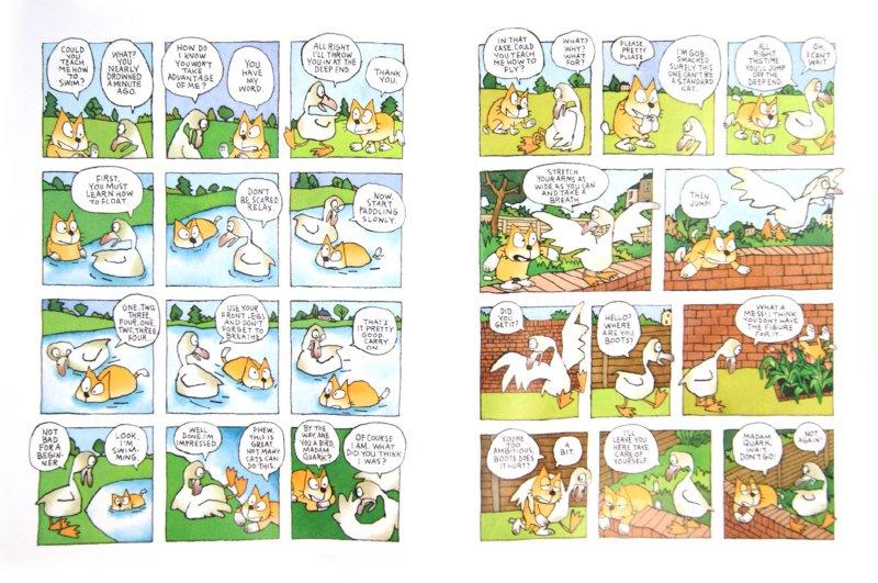 Иллюстрация 1 из 4 для Comic Adventures of Boots - Satoshi Kitamura   Лабиринт - книги. Источник: Лабиринт