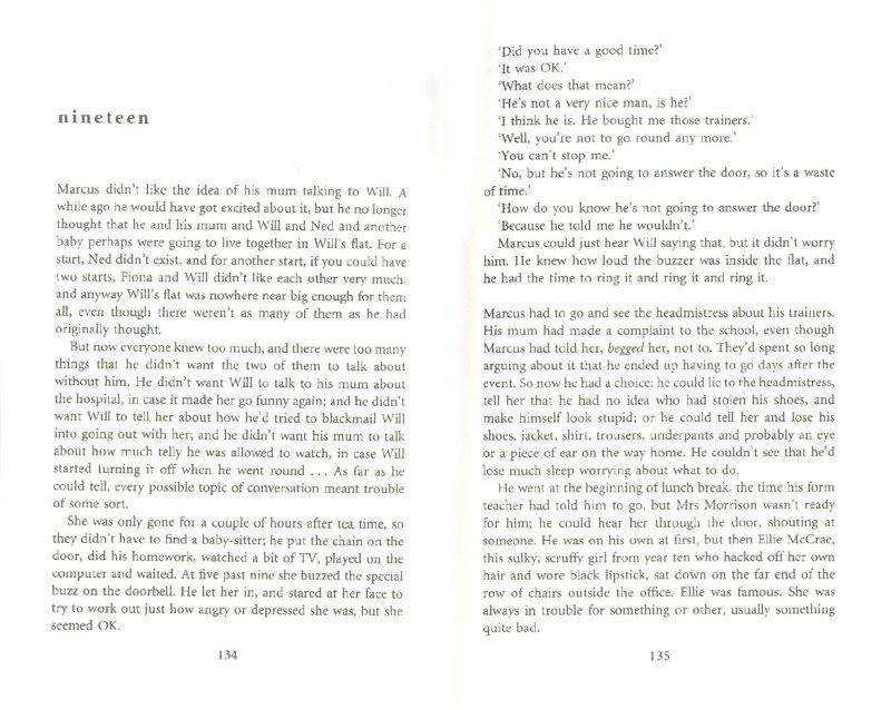 Иллюстрация 1 из 8 для About a Boy - Nick Hornby | Лабиринт - книги. Источник: Лабиринт