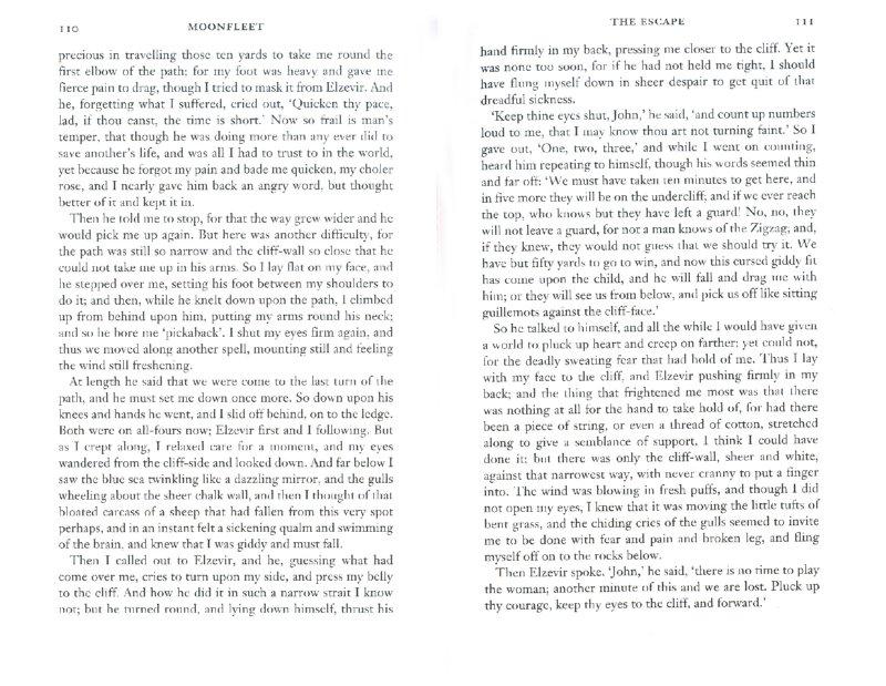Иллюстрация 1 из 10 для Moonfleet - J.Meade Falkner | Лабиринт - книги. Источник: Лабиринт